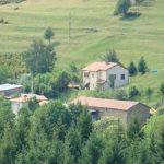 Le hameau d'Estourlinches